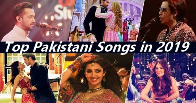 Top 5 Pakistani Songs in 2019