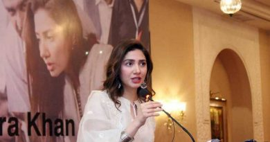 Mahira Khan has been appointed as Goodwill Ambassador for Pakistan by UNHCR